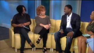The View - 50 Cent interview(7-28-10)-Update