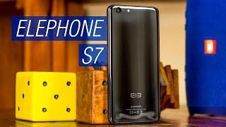 Обзор Elephone S7 и сравнение с Xiaomi Mi5s и Elephone S3. Мнение о народном Galaxy S7 из Китая