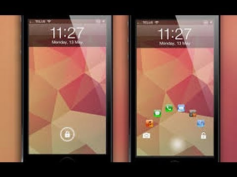 Best Cydia Tweaks To Build The Perfect Lock Screen - iOS 6 Jailbreak Tweaks