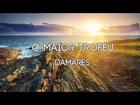 O Maior Troféu - Damares (Playback E Legendado)