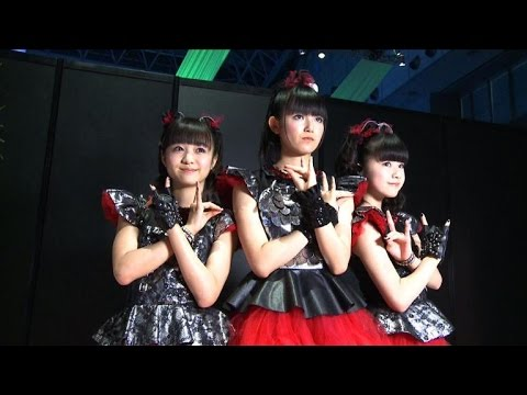 Japan's Babymetal Plot World Domination With Lolita Rock video