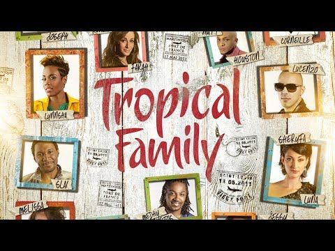 Flamme - Layanah, Axel tony - Tropical Family