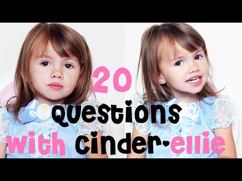 20 Questions With Cinder-Ellie