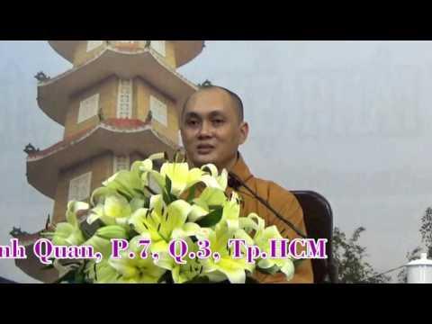 Bài 19. Bổn Phận Phật Tử Tại Gia (phần 3)