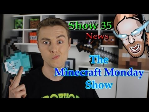 Minecraft Monday Show - This Week At Mojang - The Minecraft Monday Show 35 Music Videos