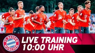 ReLive | FC Bayern's last Training Session at the Tegernsee