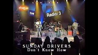 Watch Sunday Drivers Dont Know How video