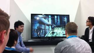 Dark Souls - PS3 / X360 - Gamescom 2011 Press Presentation