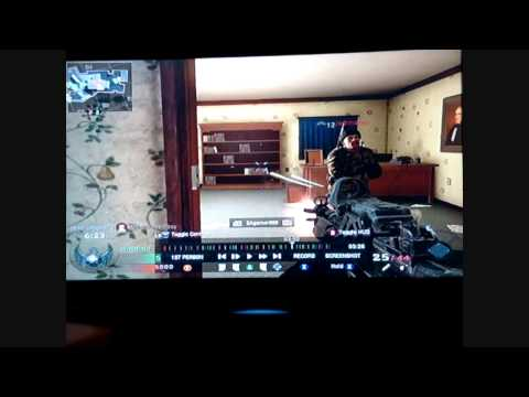 Black Ops Gameplay Good Clips And Desa Vu Kill (commentary) video