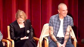 Daniel Day-Lewis & Lesley Manville ('Phantom Thread') on playing siblings: 'We grew up together'