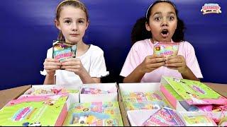 Squishy Toys Challenge!! (Smooshy Mushy) Toys AndMe