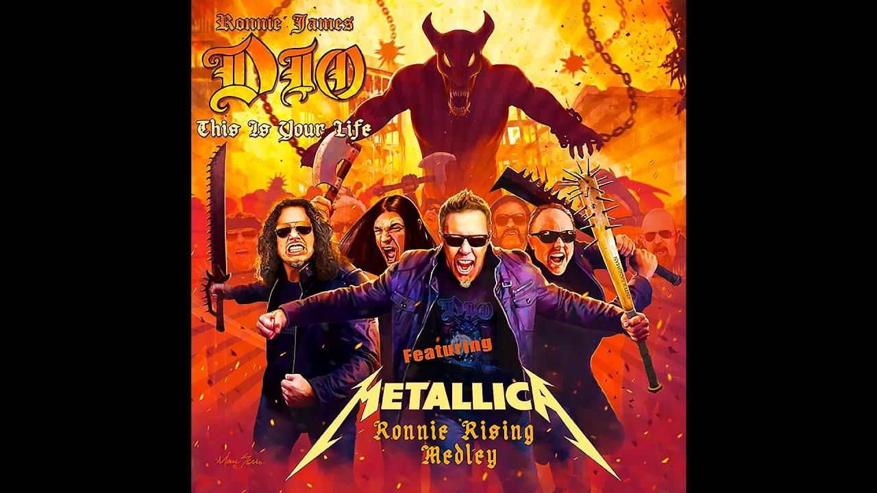 Dio Tribute Metallica is Your Life Dio Tribute
