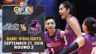 Chef's Classics vs. Choco Mucho - September 21, 2019 | Game Highlights | #PVL2019