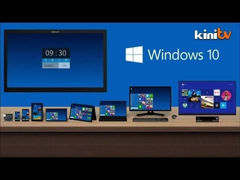Microsoft gives peek at coming Windows 10 software