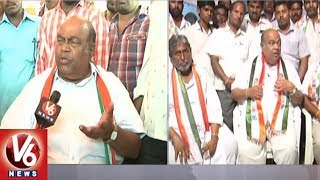 Congress Candidate Nagam Janardhan Reddy Face To Face Over Election Campaign | Nagarkurnool