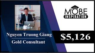 Gold Consultant Nguyen Truong Giang Earns $5,126