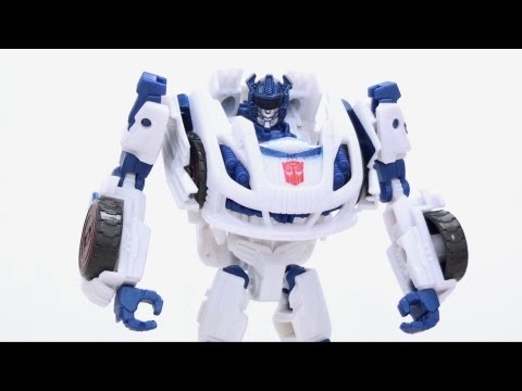 Video Review of the Transformers Fall of Cybertron: Jazz