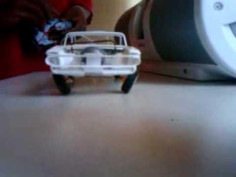 My 59 model car is a hot hopping modelcar homemade - YouTube