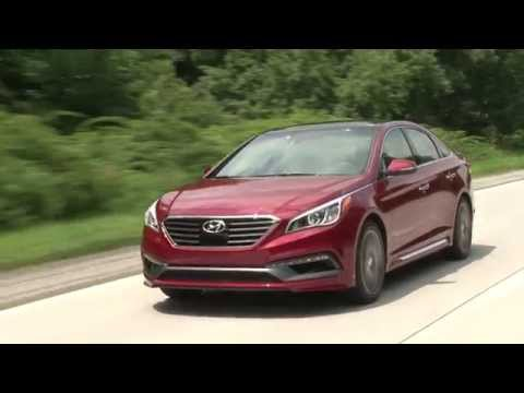 2015 Hyundai Sonata - Testdrivenow Review By Auto Critic Steve Hammes video