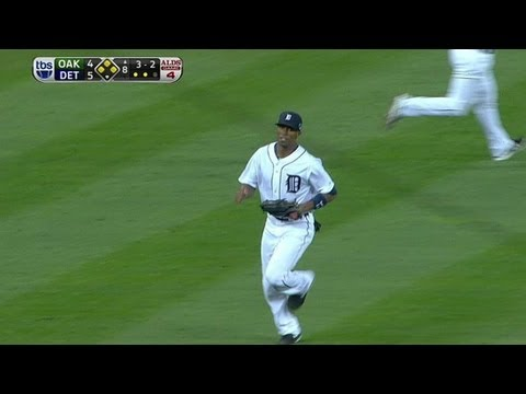 Scherzer gets into, out of trouble