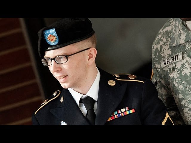 Accused 'Wikileaks' Soldier's Extremely Harsh Jail Conditions