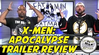 X-MEN: APOCALYPSE TRAILER REVIEW