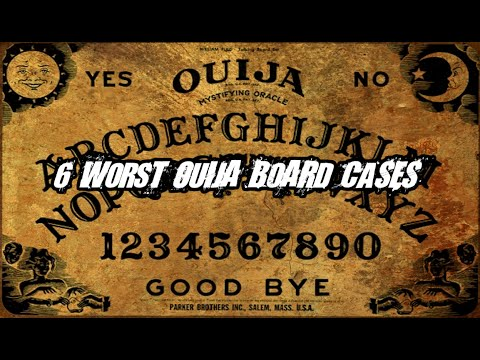 6 times Using a Ouija Board went Horribly Wrong - Reupload