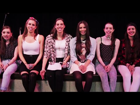 Cimorelli - Writing an Original Song - Stand Up to Bullying Episode 2