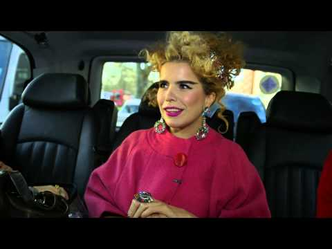 Paloma Faith's Journey to the BRITs