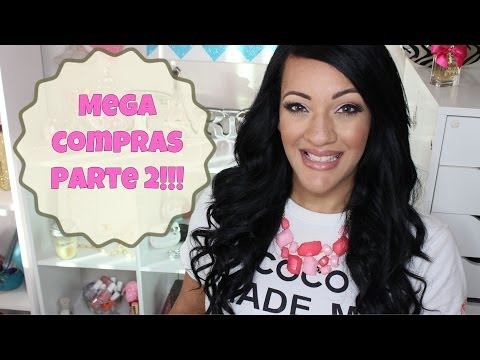 Mega Haul Maquillaje, Carteras y mas Part 2