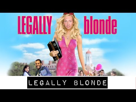 Legally Blonde... Is A Guilty Movie Pleasure
