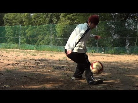 [動画]2013/08/11 Freestyle Football フリスタ動画