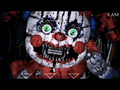 КОШМАРНАЯ БЕЙБИ ХОЧЕТ МЕСТИ - Baby's Nightmare Circus - FNAF 5 Baby
