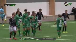KPV - JBK ti 17.2.2015 (Suomen Cup)