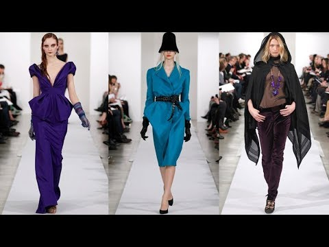 Ramp Diaries | John Galliano | New York Fashion Week | Designer Focus