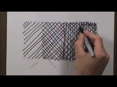 crosshatching for beginners youtube