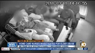 Alleged sex video sparks elder abuse probe