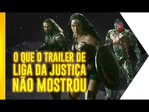 O que o trailer de Liga da Justiça não mostrou | OmeleTV thumbnail