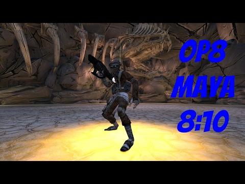 Borderlands 2 : OP8 Maya - Master Gee 8:10