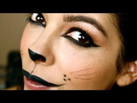 Makeup Tutorial Kitty Cat