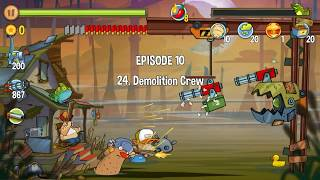 SWAMP ATTACK|EPISODE 10|DEMOLITION CREW BOSS DEFEATED