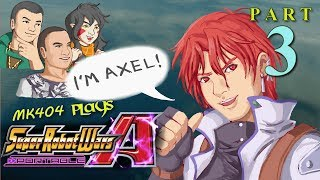 MK404 Plays Super Robot Wars A Portable[ENG Patch] PT3 - Would You Like Some WATAAAH!?[Ep. 3 Super]