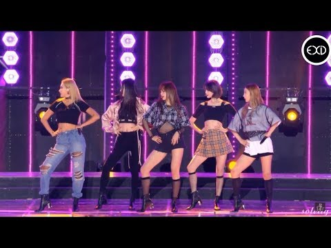 "[181104] EXID - ""UP&DOWN (위아래) + DDD (덜덜덜)"" @ Jeju Hallyu Festival 2018"