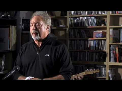 Tom Jones&#039; Tiny Desk Concert at NPR Music