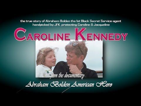 Abraham Bolden 1st Black Secret Service true story protecting Caroline Kennedy
