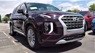 2020 Hyundai Palisade Limited: Kia Tellur-What??