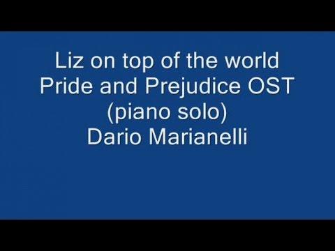 Mercuzio Pianist - Liz on top of the world - Pride and Prejudice OST by Dario Marianelli