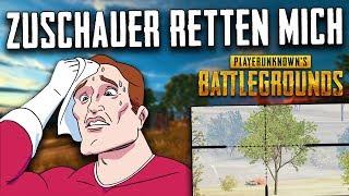 PUBG - Von Zuschauern gerettet :D ! Twitch Stream Highlight Gameplay Deutsch German