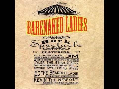 Barenaked Ladies - Break Your Heart - Rock Spectacle