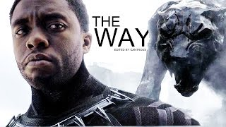 Black Panther (T'Challa) // The Way